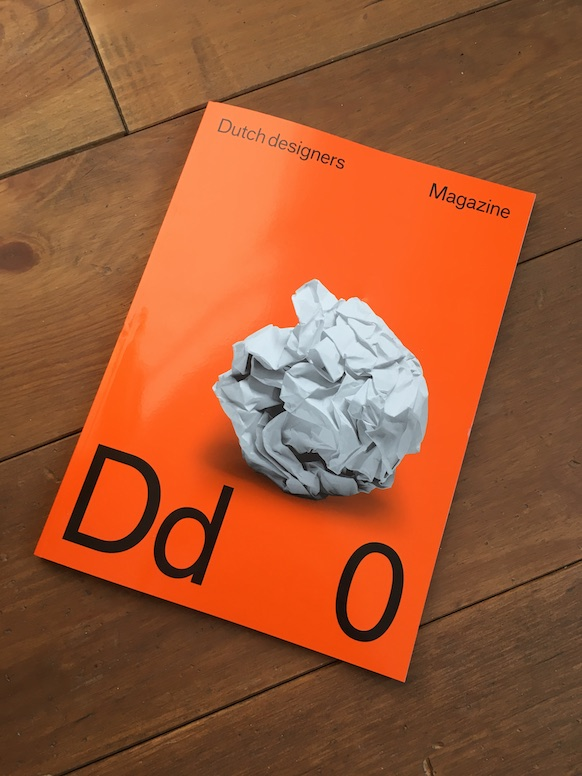 Cover of Dd magazine